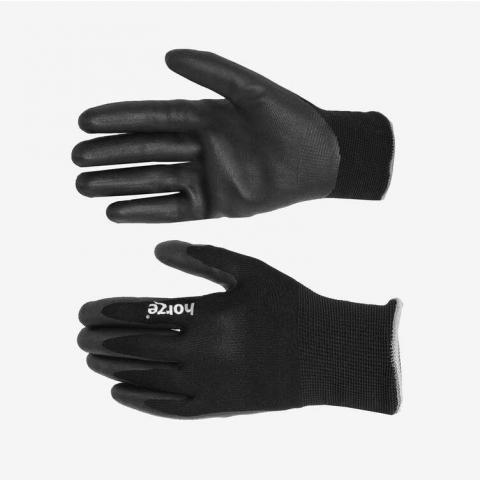 Rękawiczki robocze, letnie Horze czarne