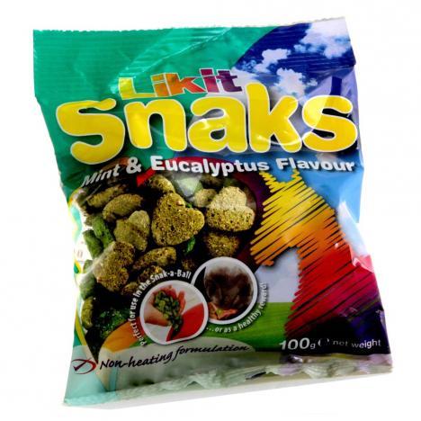 Cukierki Likit miętowo-eukaliptusowe