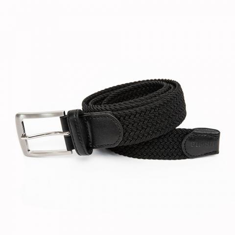 Pasek do spodni elastyczny parciany Pikeur black 2020