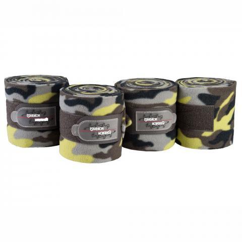 Bandaże polarowe Eskadron NG camouflage, kamuflaż SS2015