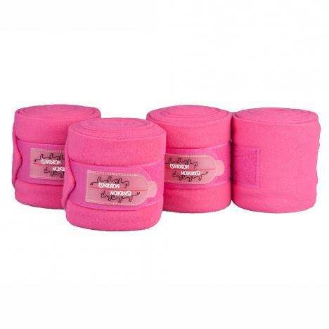 Bandaże polarowe Eskadron NG pink, różowe SS2016