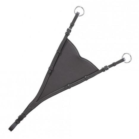 Wytoczek Kavalkade ze wstawką trójkątną brązowy