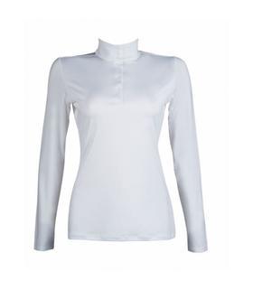 Bluzka konkursowa HKM Style biała
