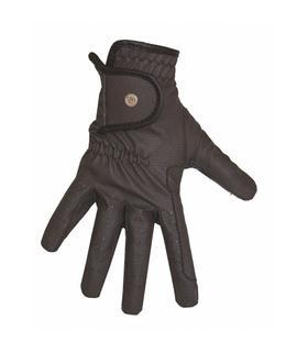 Rękawiczki HKM Grip brązowe
