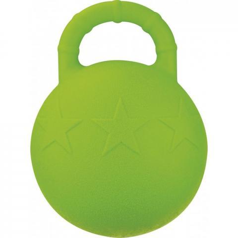 Piłka dla konia Ekkia zielona