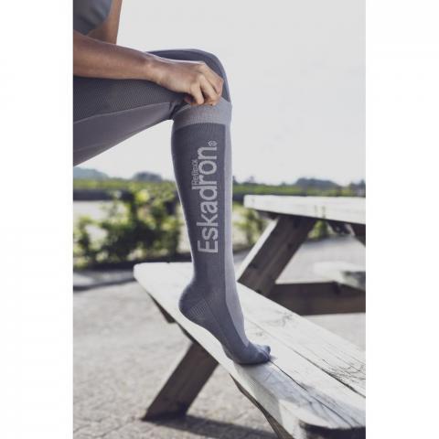 Skarpety Eskadron Reflexx Knee Socks Grey 2020