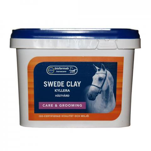 Glinka szwedzka chłodząca Bober Swede Clay