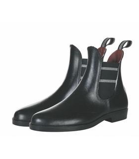Sztyblety syntetyczne HKM Style Lurex czarne