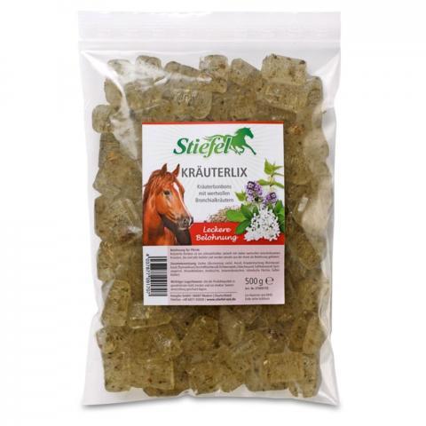 Cukierki ziołowe Stiefel Krauterlix Bonbons