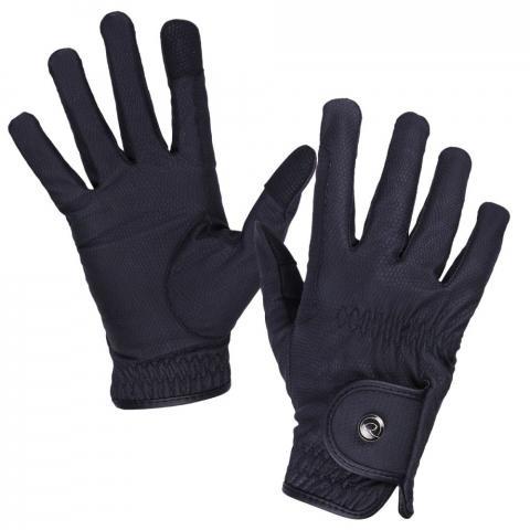 Rękawiczki zimowe QHP Force czarne