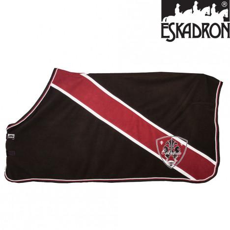 Ostrogi Freejump Round End zaokrąglone black-pearl red, czarno-czerwone