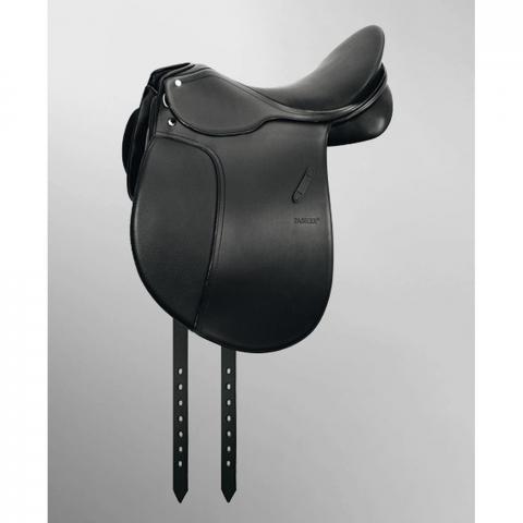 Siodło ujeżdżeniowe Passier Compact czarne