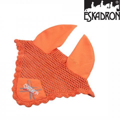 Nauszniki Eskadron NG orange, pomarańczowe 2012