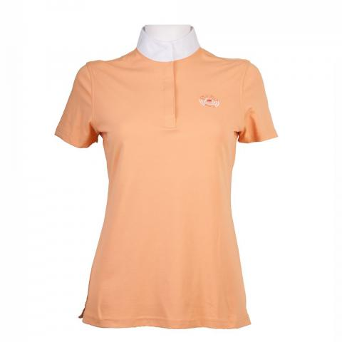 Bluzka konkursowa Pikeur pomarańczowa