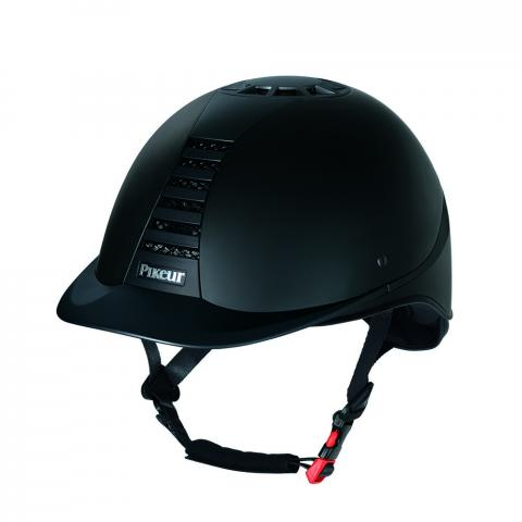 Kask Pikeur Pro Safe Excellence czarny