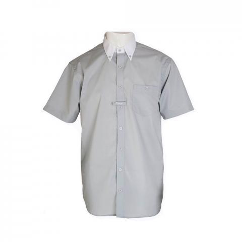 Koszula turniejowa Pikeur szara