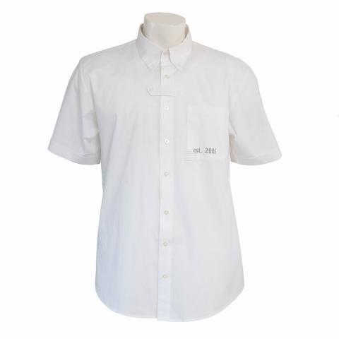 Koszula turn. męska Steve biała, steve shirt