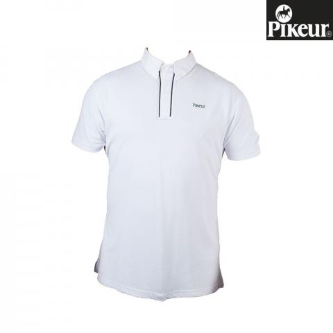 Polo turniejowe Pikeur białe