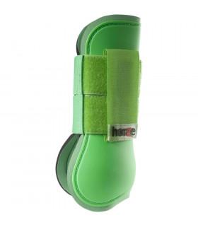 Ochraniacze Horze przód zielone