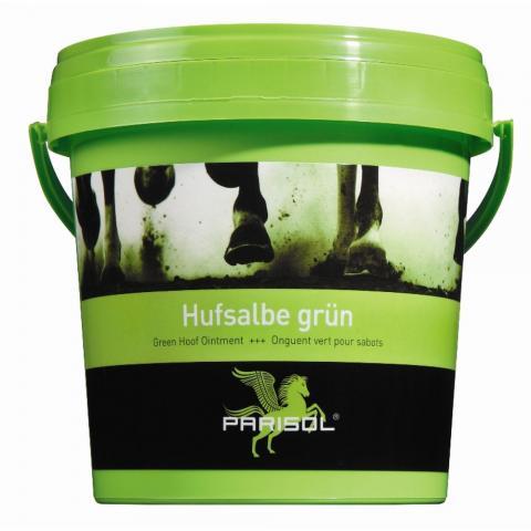 Maść do kopyt Parisol Hufsalbe zielona