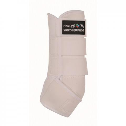 Ochraniacze neoprenowe HKM Colour białe