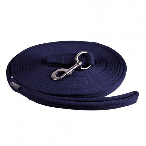Lonża QHP navy blue, granatowa