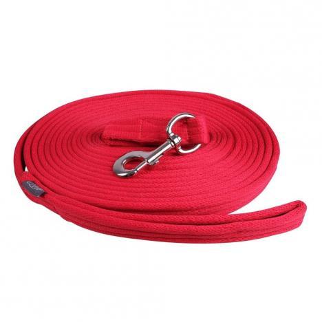 Lonża QHP red, czerwona