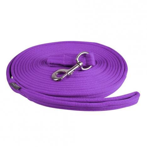 Lonża QHP purple, fioletowa