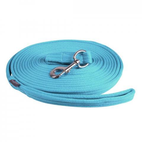 Lonża QHP blue, niebieska