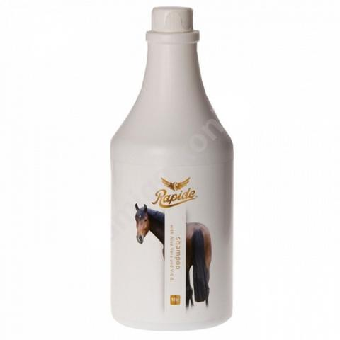 Szampon dla koni Rapide Shampoo z witaminą B i aloesem