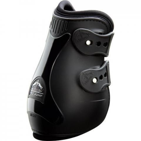 Ochraniacze Pro Jump Elastic czarne