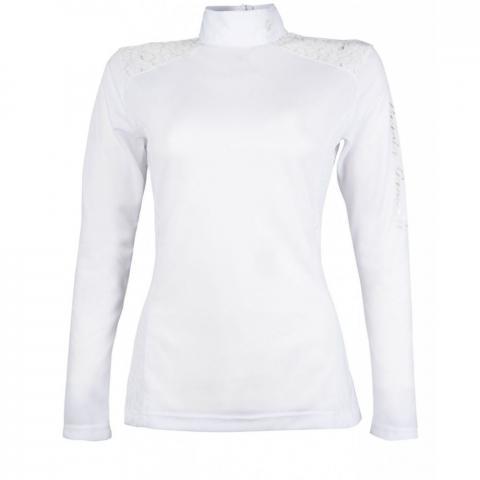 Koszulka HKM turniejowa Moena Lace biała