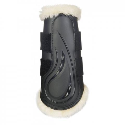 Ochraniacze HKM Comfort czarne