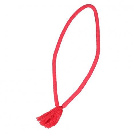 Cordeo - lina balansowa na szyję konia QHP czerwona