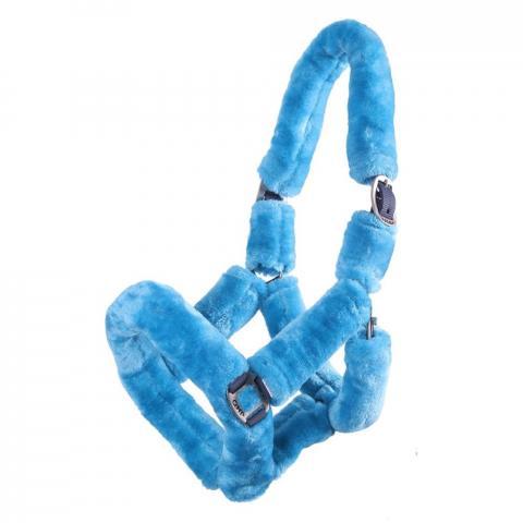Kantar futerkowy QHP Alaska błękitny