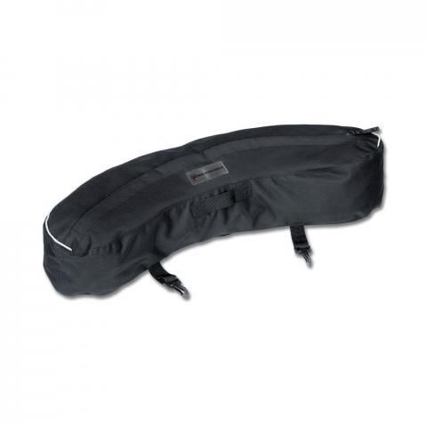 Sakwa na płaszcz Waldhausen czarna