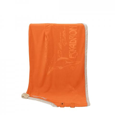 Derka polarowa Eskadron Fleece Windebinding Vermillion-Orange, pomarańczowa Platinum 2019