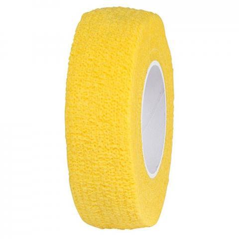 Taśma do koreczków Kerbl Equilastic żółta