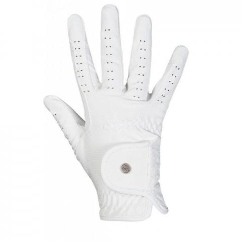 Rękawiczki HKM Style białe