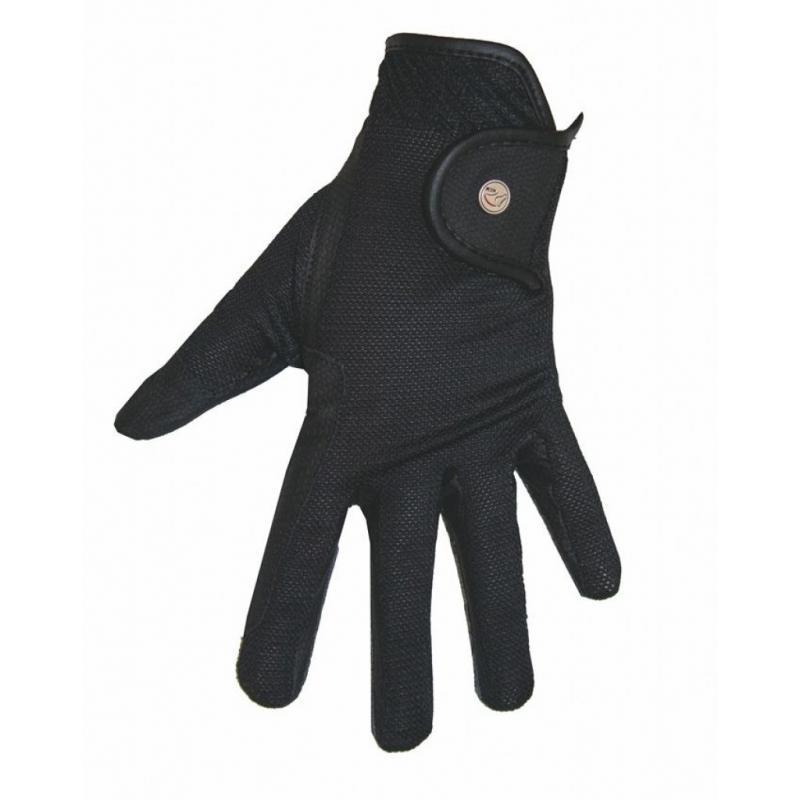 Rękawiczki HKM Style czarne