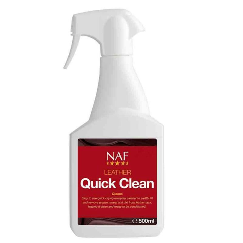 Mydło w płynie do skór NAF Leather Quick Clean