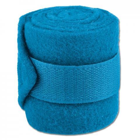 Bandaże polarowe Waldhausen niebieskie