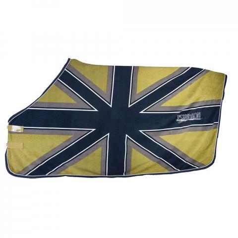 Derka polarowa Eskadron NG UK-Style Dark lime-navy, zielono-granatowa AW2014