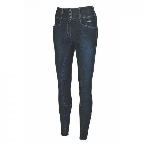 Bryczesy Pikeur Candela Grip Jeans navy 2020