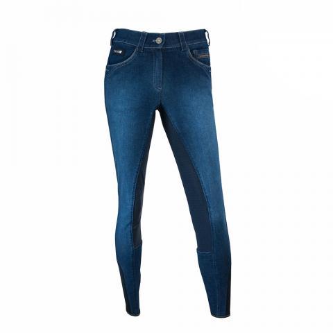Bryczesy Pikeur Darjeen Jeans Grip granatowe 2019