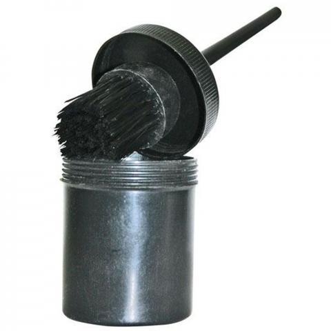 Pędzel HKM w pojemniku duży czarny