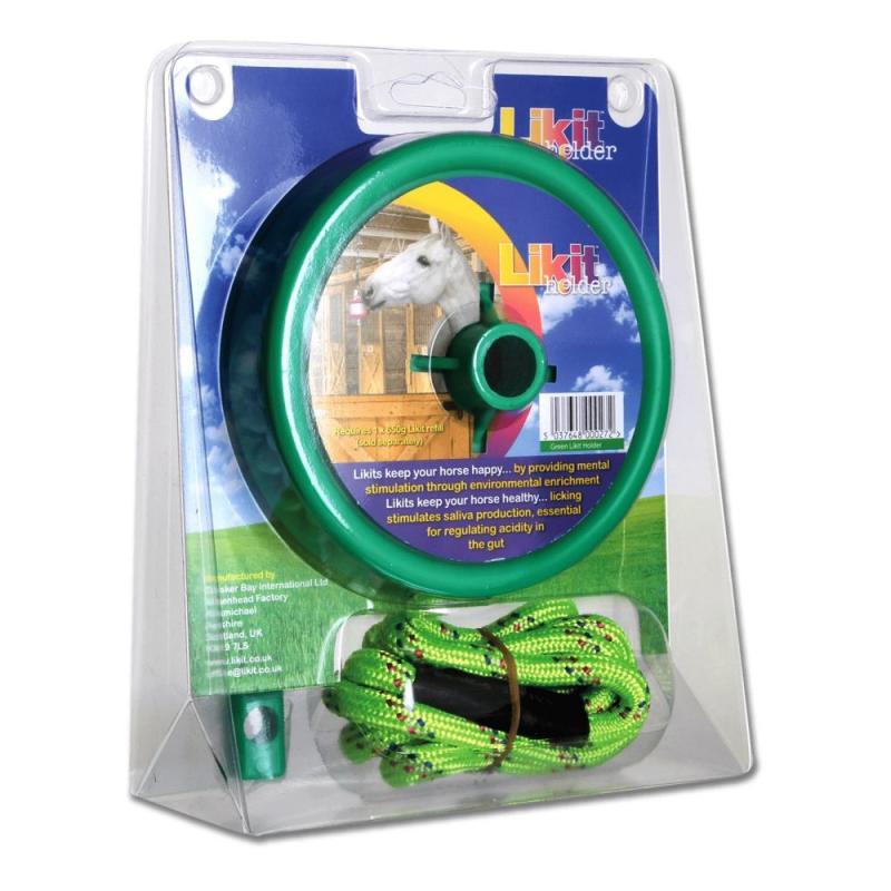 Uchwyt Likit do lizawki zielony