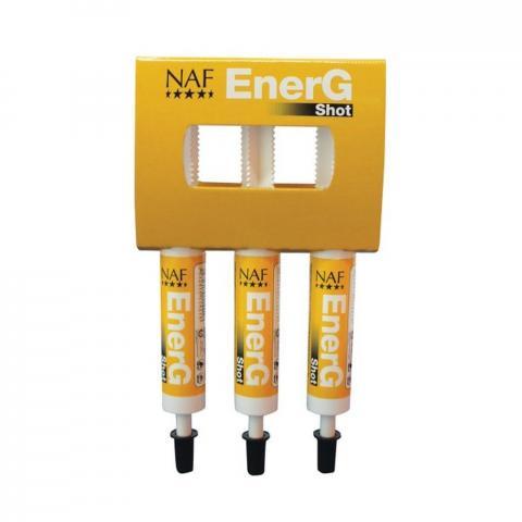 Pasta energetyczna w strzykawce NAF Magic Energy Shot