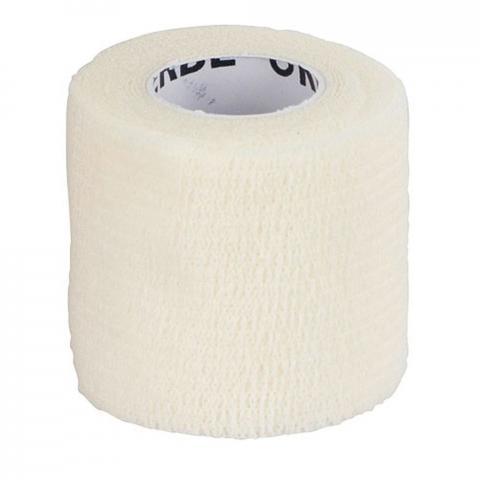 Bandaż samoprzylepny EquiLastic Kerbl biały