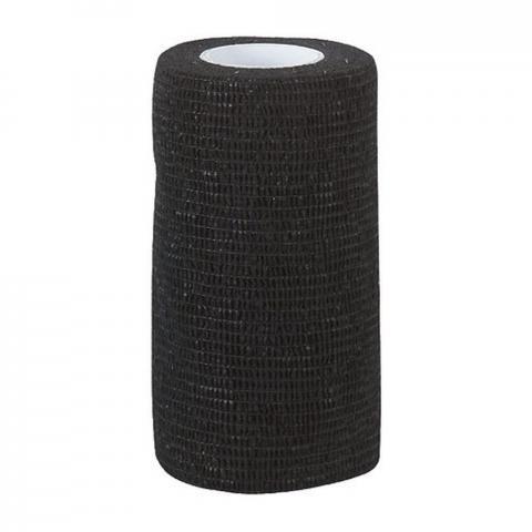 Bandaż samoprzylepny EquiLastic Kerbl czarny
